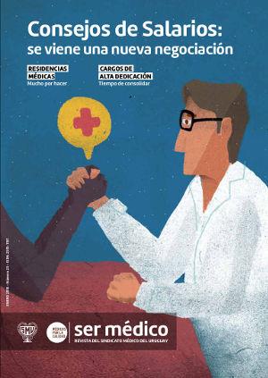 Ser Médico No. 25. Portada
