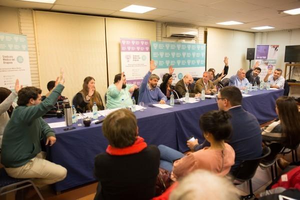 El nuevo Comité Ejecutivo vota al nuevo presidente
