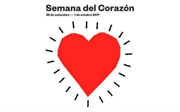 La Comisión Honoraria para la Salud Cardiovascular organiza la 26ª Semana  del Corazón en Uruguay. La misma, se celebrará del 25 de setiembre al 1° de  ...