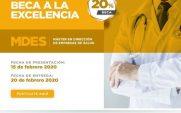 Imagen de la nota Postulaciones abiertas para beca a la excelencia para la Maestría en Dirección de Empresas de Salud.