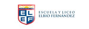 Logo de Escuela y Liceo Elbio Fernández